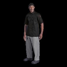 Savona chef jacket short