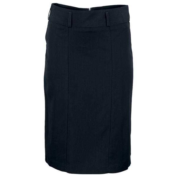 ladies tailor stretch skirt