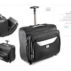 Manhattan Tech Trolley Bag