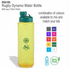 Rugby Dynamo Water Bottle