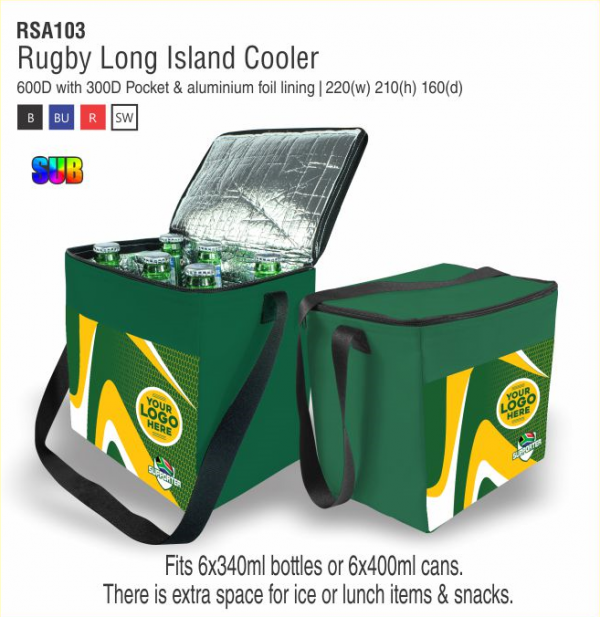 Rugby Long Island Cooler
