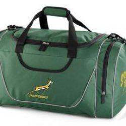 springbok championship sports bag