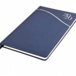 2020 Stream Diary A4 Blue
